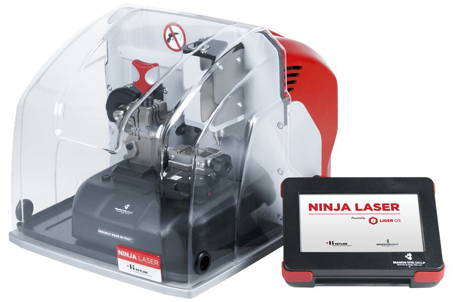 Ninja Laser Key Cutting Machine