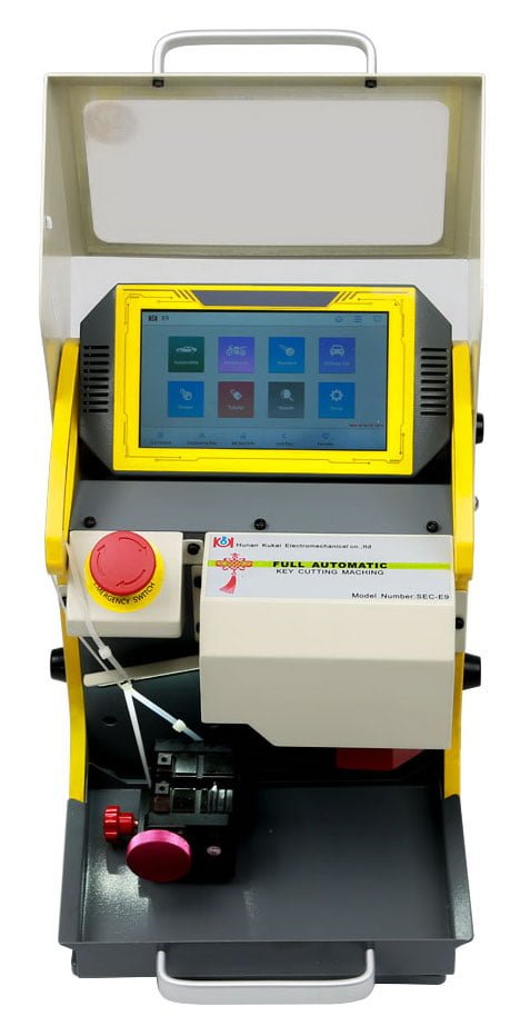 SEC E9 CNC Automatic Car Key Cutting Machine