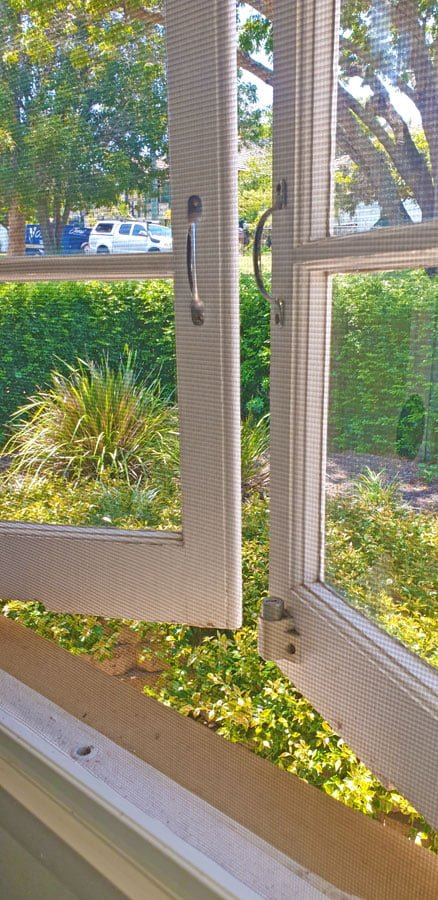 Another example of window locks
