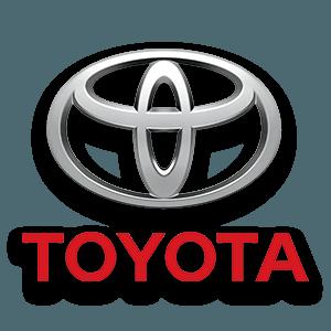 Toyota car keys