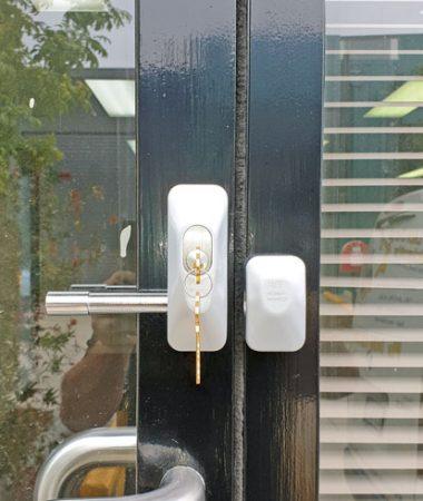 ADI Double Block Lock with key