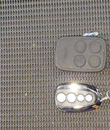 Napoleon Garage Door Remote and Why Evo Remote