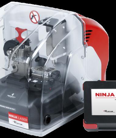 Ninja Laser Key Cutting Machine