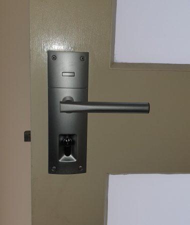 A repaired Gainsborough Tri-lock