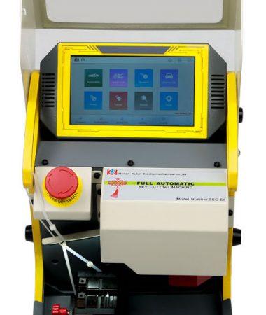 SEC E9 CNC Automatic Car Key Cutting Machine