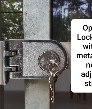 Lockwood 205 deadlock