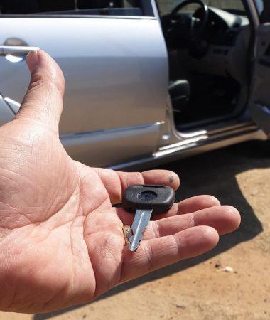 Transponder Key Mitsubishi Grandis
