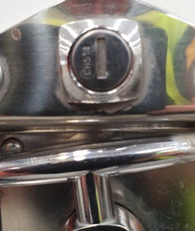 Truck canopy door locks
